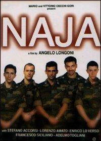 Cover Dvd Naja
