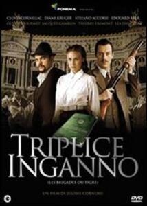 Triplice inganno di Jérôme Cornuau - DVD