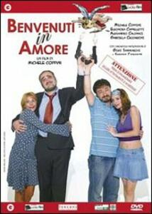 Benvenuti in amore di Michele Coppini - DVD