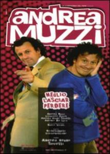 Meglio lasciar perdere di Andrea Bruno Savelli - DVD