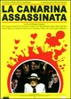 Cover Dvd DVD La canarina assassinata