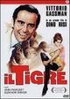Cover Dvd DVD Il tigre