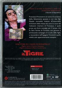 Il tigre di Dino Risi - DVD - 2