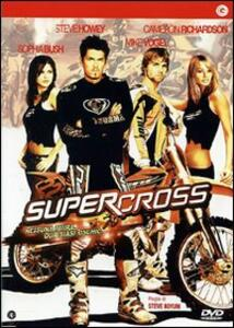 Supercross di Steve Boyum - DVD