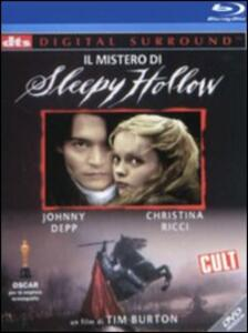 Il mistero di Sleepy Hollow di Tim Burton - Blu-ray