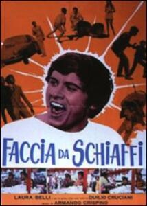Faccia da schiaffi di Armando Crispino - DVD