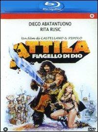 Cover Dvd Attila flagello di Dio