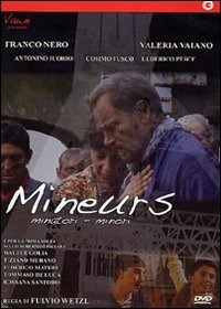 Cover Dvd Mineurs