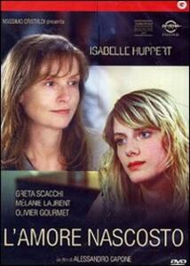 L' amore nascosto di Alessandro Capone - DVD
