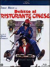 Film Delitto al ristorante cinese Bruno Corbucci