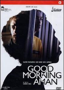 Good Morning, Aman di Claudio Noce - DVD