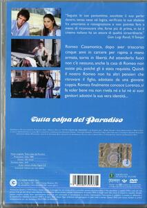 Tutta colpa del Paradiso di Francesco Nuti - DVD - 2