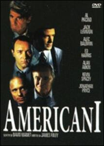 Americani di James Foley - DVD