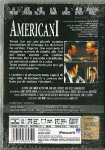 Americani di James Foley - DVD - 2