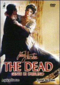 Cover Dvd The Dead. Gente di Dublino