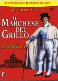Cover Dvd Il marchese del Grillo