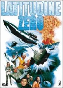 Latitudine zero di Inoshiro Honda - DVD