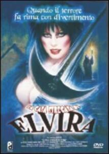 La casa stregata di Elvira di Sam Irvin - DVD