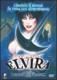 Locandina La casa stregata di Elvira