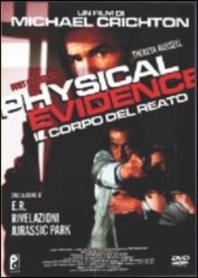 Il corpo del reato di Michael Crichton - DVD