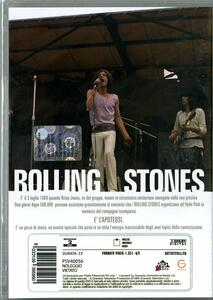 The Rolling Stones. The Stones in the Park di Leslie Woodhead - DVD - 2