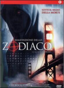 Curse Of The Zodiac. La maledizione dello zodiaco di Ulli Lommel - DVD
