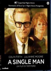 Cover Dvd Single Man
