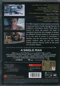 A Single Man di Tom Ford - DVD - 2
