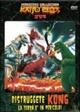 Cover Dvd Distruggete Kong - La terra è in pericolo!