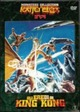 Cover Dvd DVD Gli eredi di King Kong
