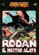 Cover Dvd Rodan, il mostro alato