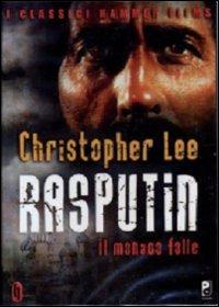 Locandina Rasputin il monaco folle
