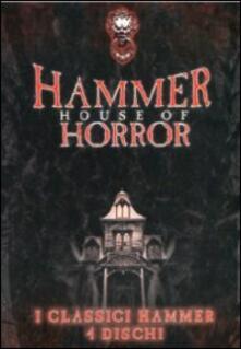 Hammer House of Horror. I racconti del brivido (4 DVD) di Don Leaver,Peter Sasdy,Francis Megahy,Tom Clegg,Robert Young,Alan Gibson,Don Sharp - DVD