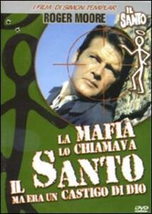 La mafia lo chiamava il Santo ma era un castigo di dio di James O'Connolly - DVD