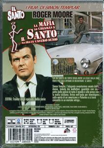 La mafia lo chiamava il Santo ma era un castigo di dio di James O'Connolly - DVD - 2