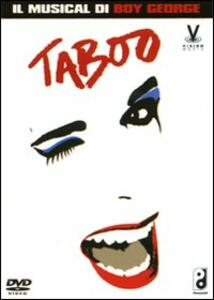 Film Taboo (3 DVD) Christopher Renshaw