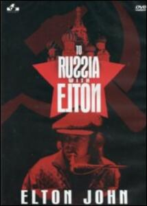Elton John. To Russia with Elton - DVD