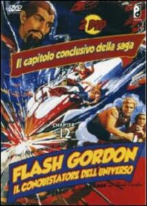 Flash Gordon. Il conquistatore dell'universo (2 DVD) di Ford Beebe,Ray Taylor - DVD
