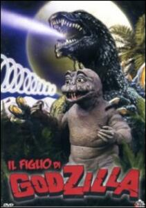 Il figlio di Godzilla di Jun Fukuda - DVD