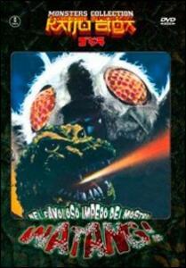 Watang nel favoloso impero dei mostri di Inoshiro Honda - DVD