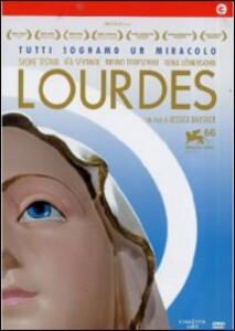 Lourdes di Jessica Hausner - DVD