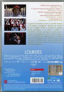 Lourdes di Jessica Hausner - DVD - 2