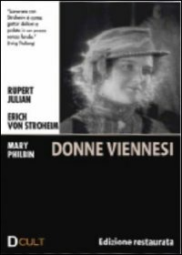 Cover Dvd Donne viennesi
