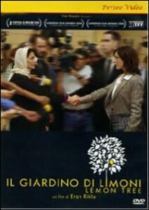 Il giardino di limoni di Eran Riklis - DVD