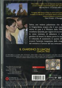 Il giardino di limoni di Eran Riklis - DVD - 2