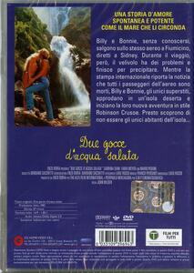 Due gocce d'acqua salata di John Wilder - DVD - 2
