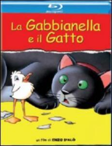 La gabbianella e il gatto di Enzo D'Alò - Blu-ray