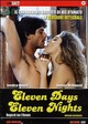 Cover Dvd DVD Eleven Days Eleven Nights