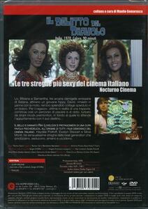 Il delitto del diavolo di Tonino Cervi - DVD - 2