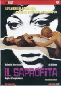 Il saprofita di Sergio Nasca - DVD